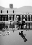 Behind the gate St.Lazare - (2) Lego