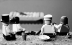 By the Marne river - (2) Lego