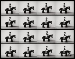 Horse in motion - (2) Lego