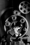 Powerhouse - (2) Lego