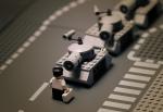 Tiananmen Square - (2) Lego