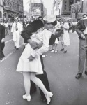 VJ Day Times Square - (1)  Alfred Eisentaedt