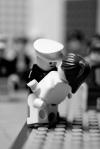 VJ Day Times Square - (2) Lego