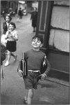Henri Cartier-Bresson - Rue Mouffetard Paris (1)
