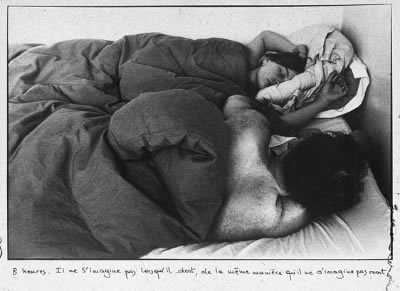 Image result for sophie calle sleepers