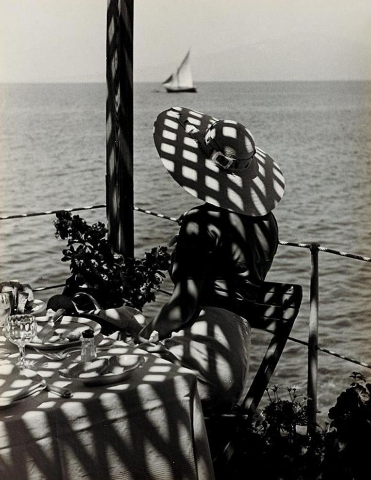 Paul Wolff en la bahía de napoles at the bay of naples by paul wolff 1930