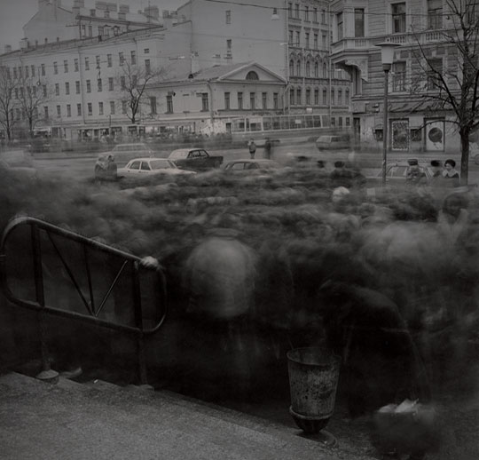 Alexey Titarenko - City of shadows - 3