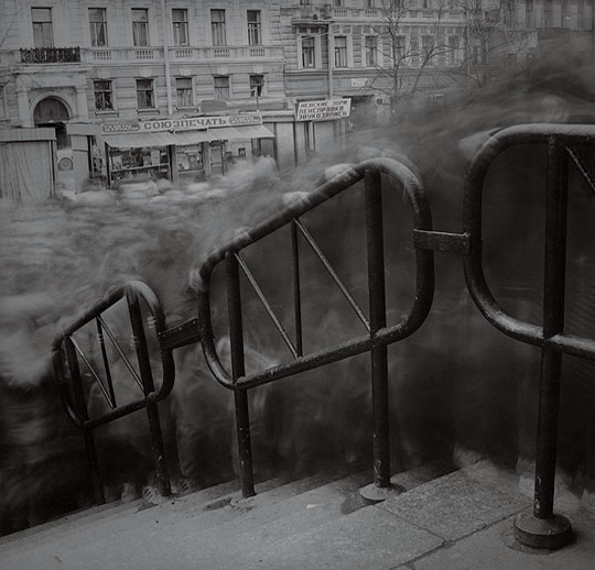 Alexey Titarenko - City of shadows - 4