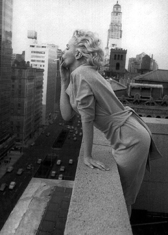 Ed Fergeinst - Marilyn Monroe - 1955 - 1