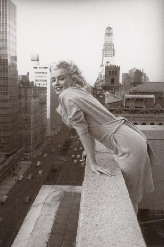 Ed Fergeinst - Marilyn Monroe - 1955 - 2