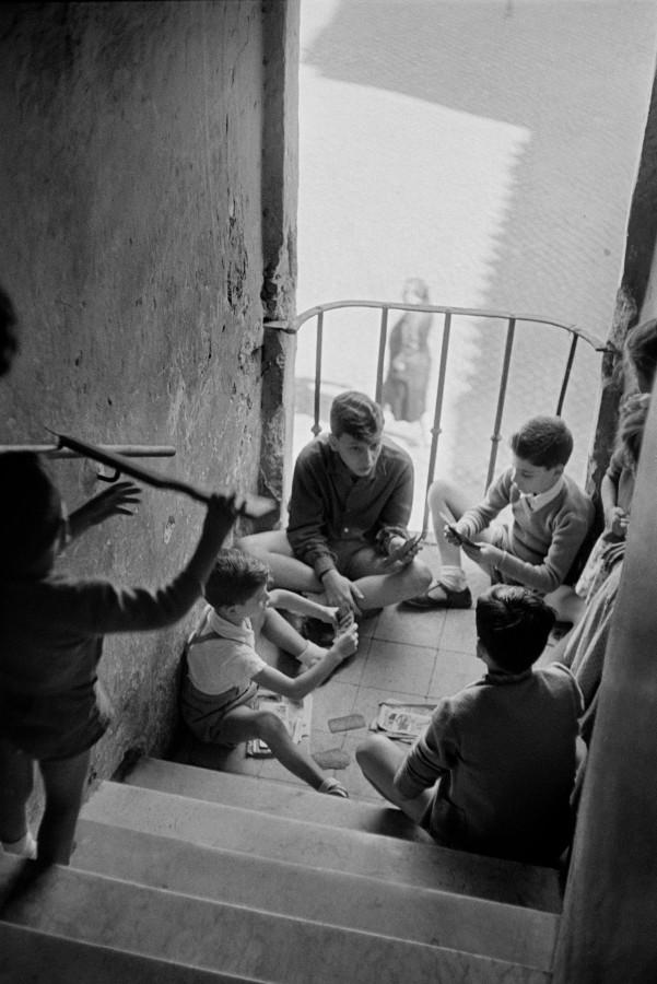 Henri Cartier-Bresson - Rome 1952