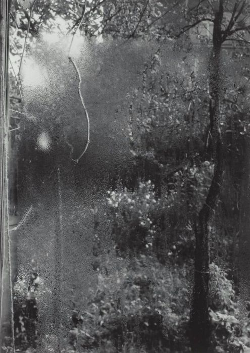 Josef Sudek - From the window of my atelier - 2