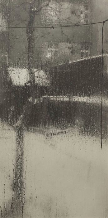 Josef Sudek - From the window of my atelier - 4