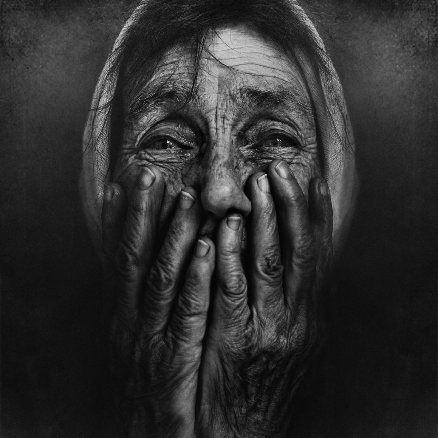 Lee Jeffries - We all get old - 1