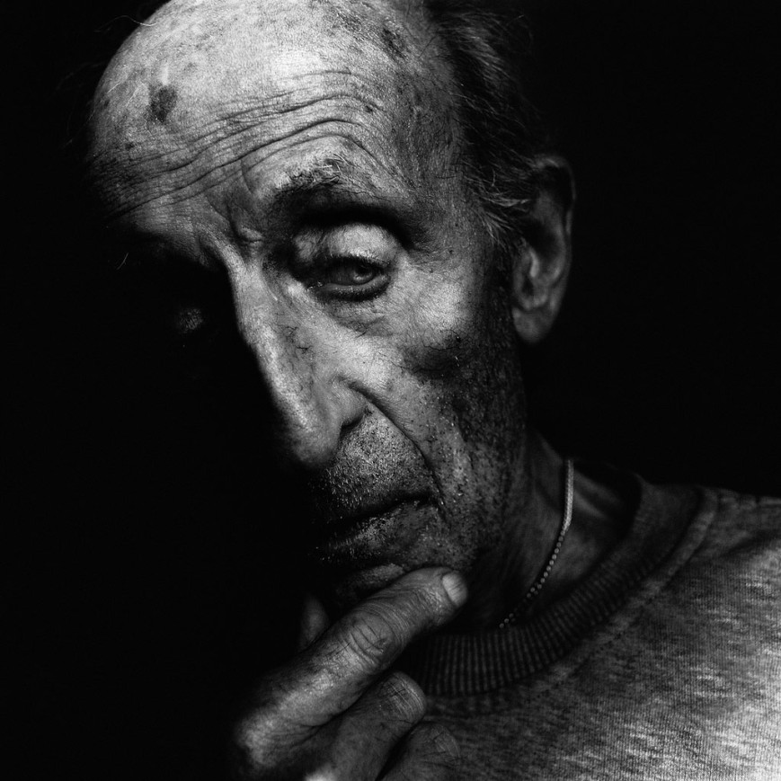 Lee Jeffries - We all get old - 11