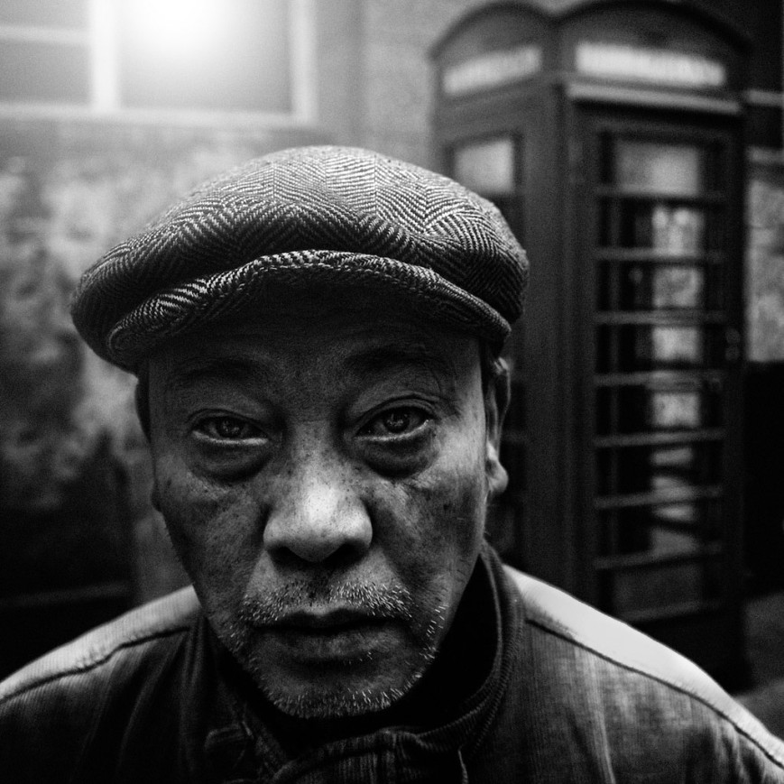 Lee Jeffries - We all get old - 12