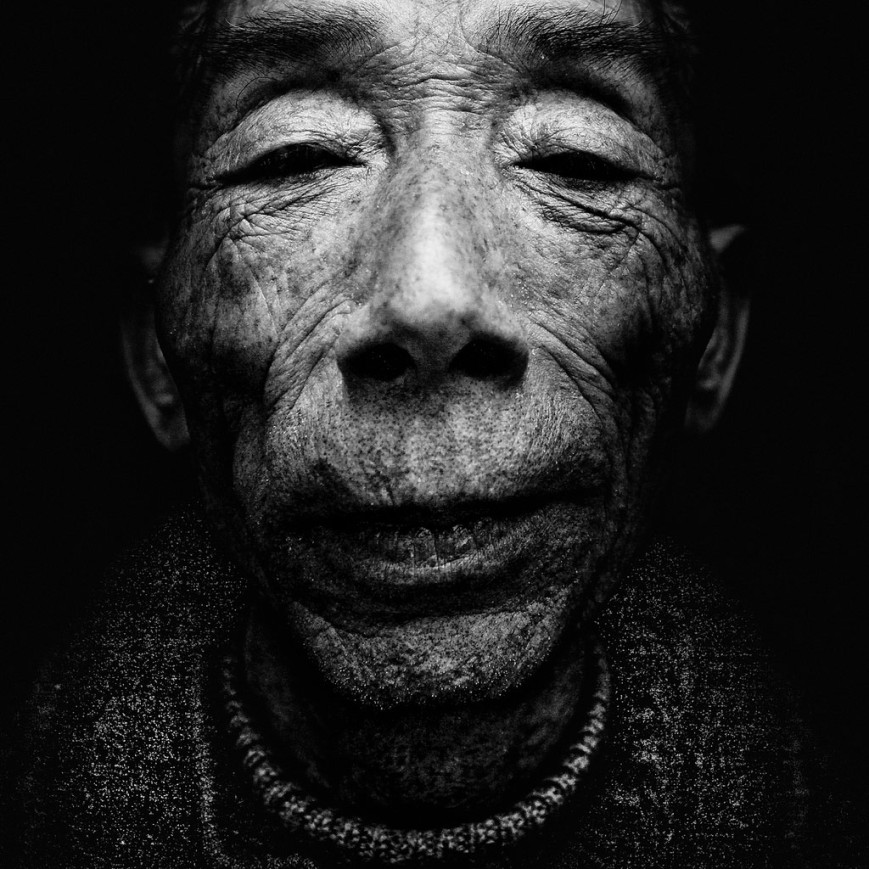 Lee Jeffries - We all get old - 15