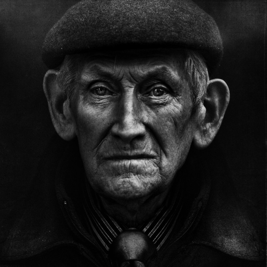 Lee Jeffries - We all get old - 2
