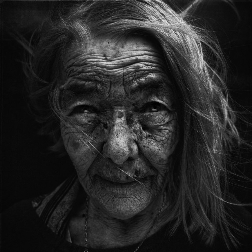 Lee Jeffries - We all get old - 5