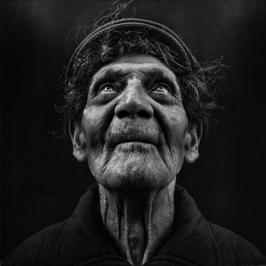 Lee Jeffries - We all get old - 6
