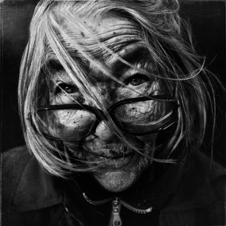 Lee Jeffries - We all get old - 7