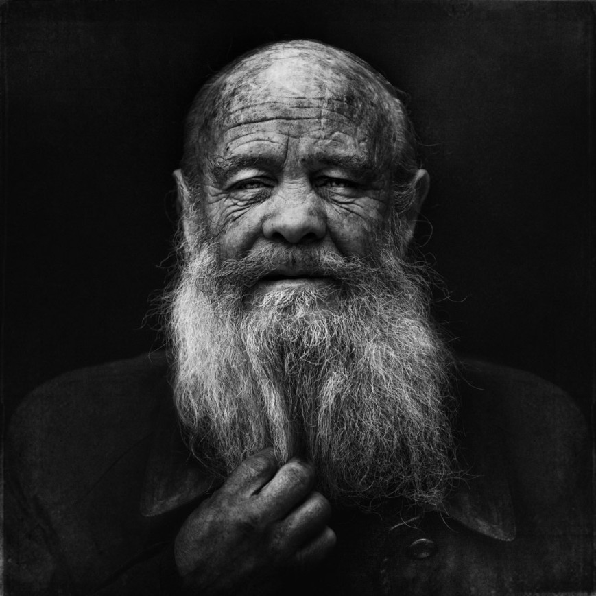 Lee Jeffries - We all get old - 8