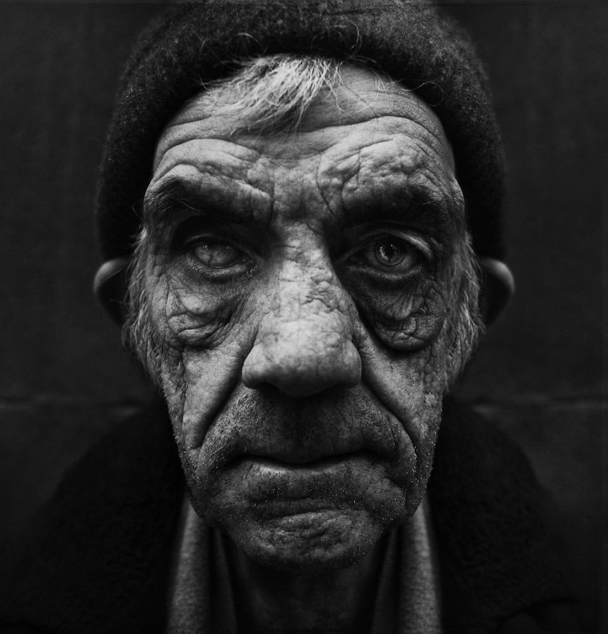 Lee Jeffries - We all get old - 9