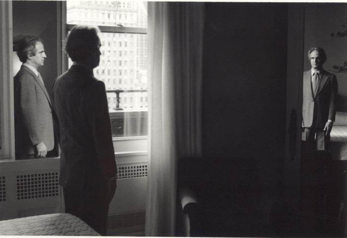 Duane Michals - Francois Truffaut - 1981