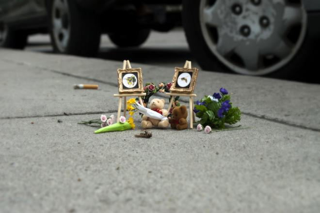 Fallen insects memorial - 3