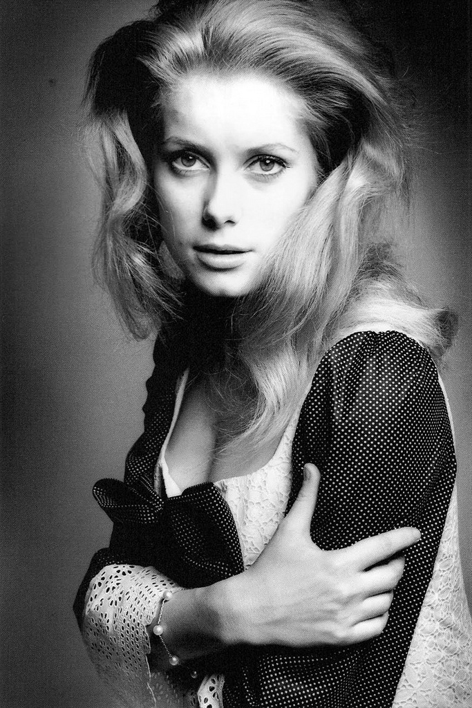 Jeanloup Sieff - Catherine Deneuve