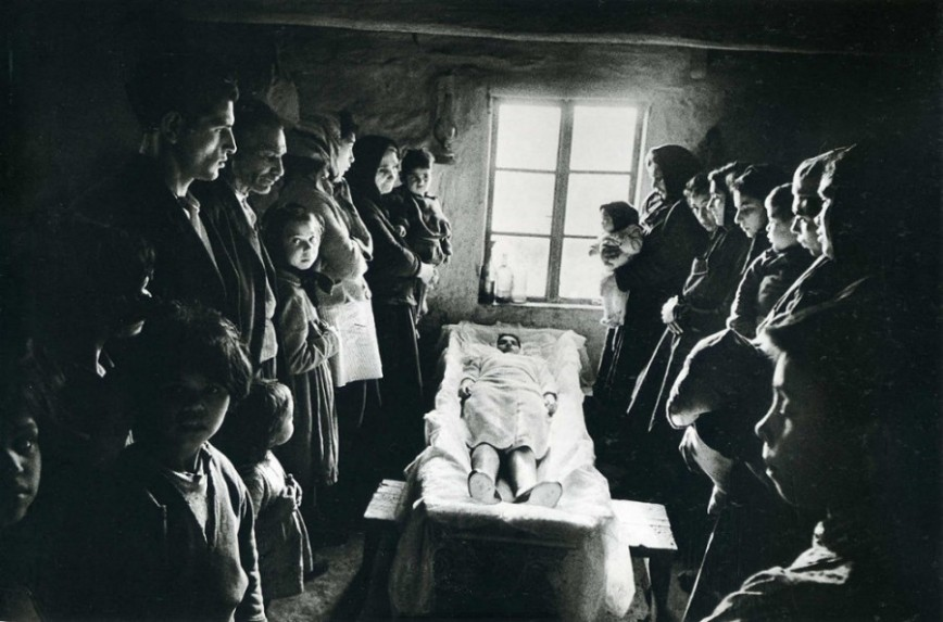 Josef Koudelka - Jarabina - Slovakia - 1963