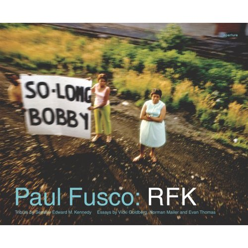 Paul Fusco - RFK - book