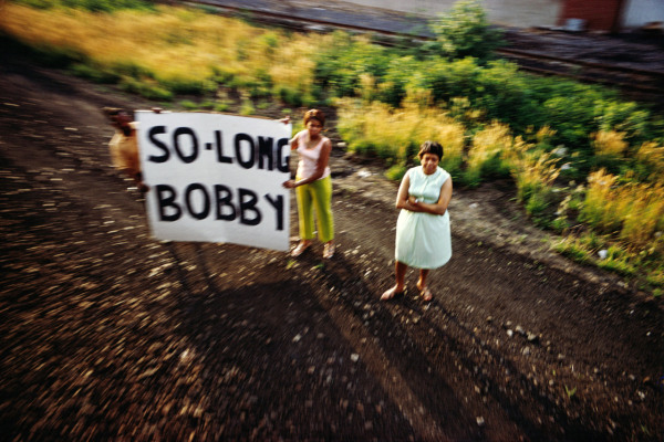 Paul Fusco - Robert Kennedy - 1