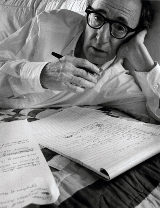arnold-newman-woody-allen-new-york-1996-portrait