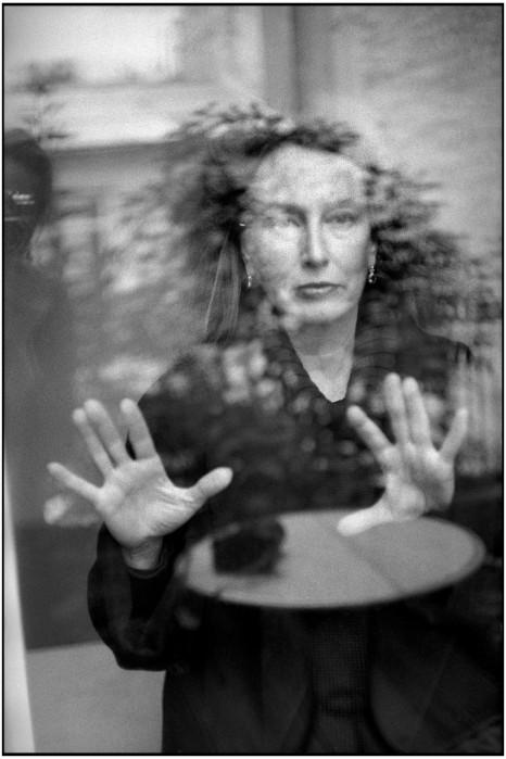Rebecca Horn by Martine Frack