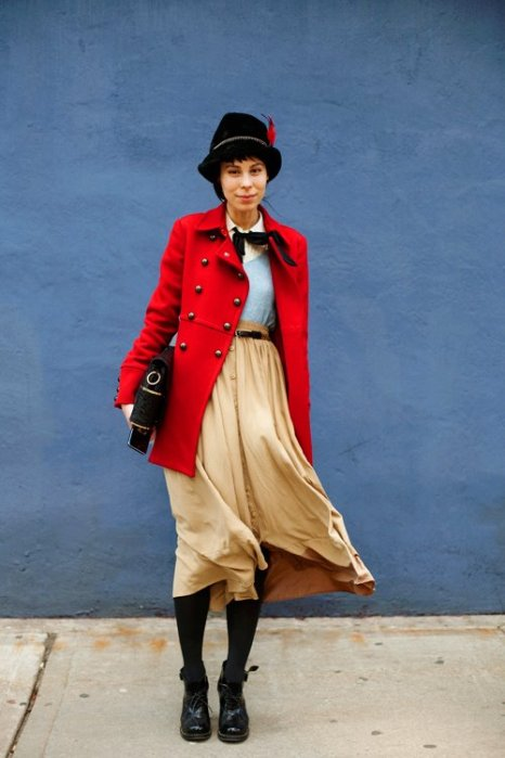 the-sartorialist-blog-february-red-coat-lady-new-york