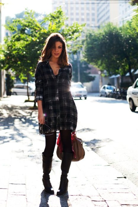 the-sartorialist-blog-may-plaid-girl-sao-paulo