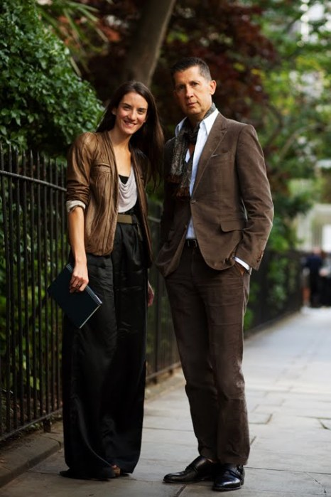 the-sartorialist-blog-september-couple-earth-suit-london