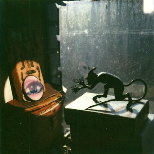 Andre Kertesz - Polaroid - 12