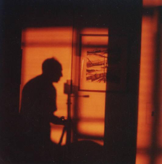 Andre Kertesz - Polaroid - 2