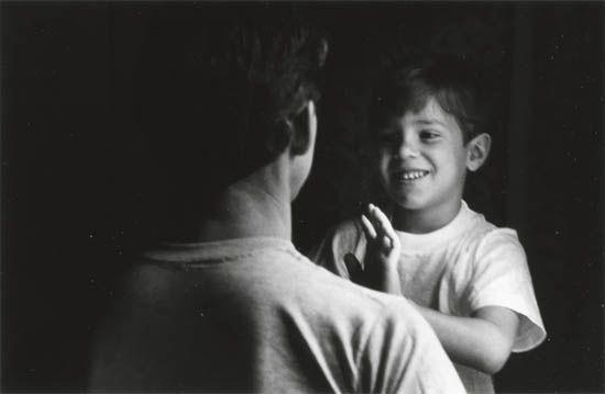 Duane Michals - The Daddy Song - 1989