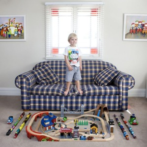 Gabriele Galimberti - Their favorite toys - 1