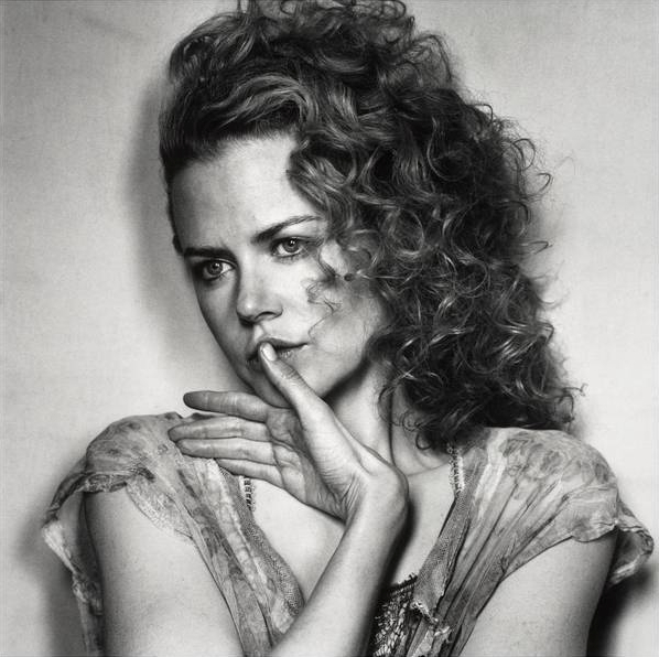 NIcole Kidman by Irving Penn - 1