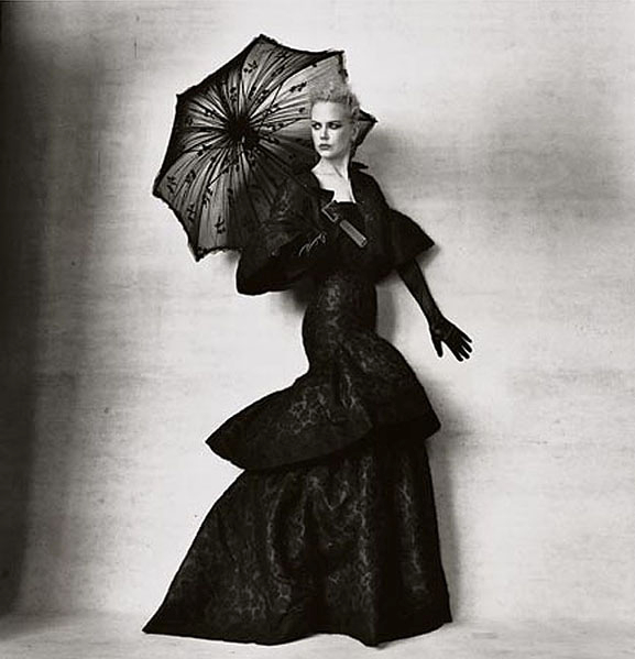 Nicole Kidman by Irving Penn - 2