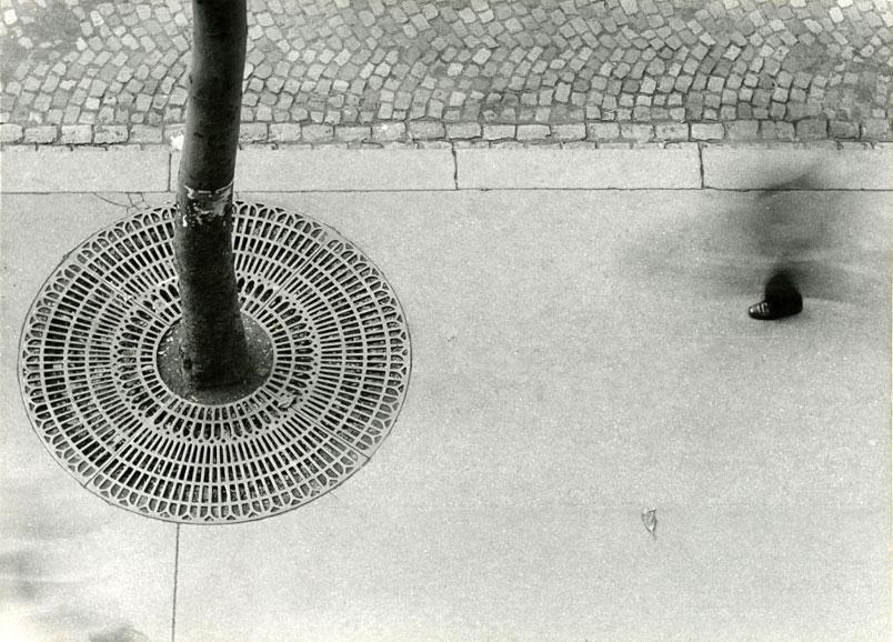Otto Steinert - Ein-FuB-Gänger - 1950