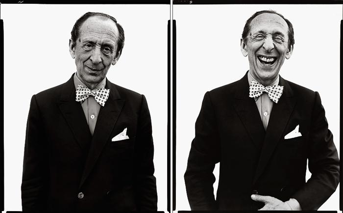 Richard Avedon - Vladimir Horowitz - 1975
