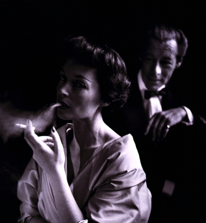 Toni Frissel - Lilli Palmer Rex Harrison - 1950