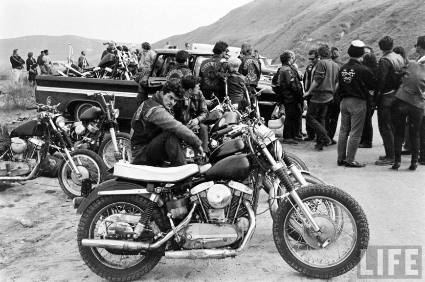 Bill Ray - Hells Angels - 14
