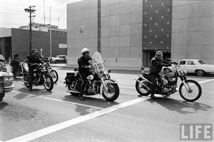 Bill Ray - Hells Angels - 3
