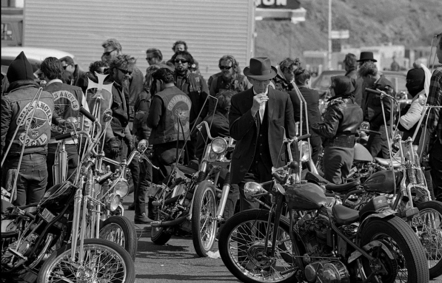 Bill Ray - Hells Angels - 8